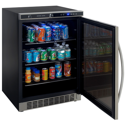 New Avanti Under Counter Beverage Refrigerator/ Wine ...